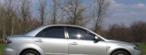 Ветровики Mazda 6 GG (дефлекторы окон)