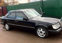 Ветровики Мерседес W124 (дефлекторы окон Mercedes E-Class W124)
