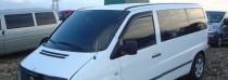 Ветровики Мерседес Вито W638 (дефлекторы окон Mercedes Vito W638)