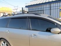 Ветровики Митсубиси Грандис (дефлекторы окон Mitsubishi Grandis)