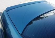 Лип спойлер на крышку багажника Бмв 5 е34 (сабля)