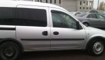 Ветровики Опель Комбо С (дефлекторы окон Opel Combo C)