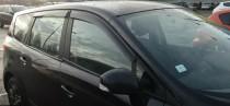 Ветровики Рено Сценик 3 (дефлекторы окон Renault Scenic 3)