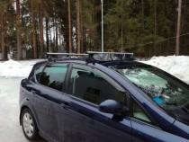 Ветровики Сеат Толедо 3 (дефлекторы окон Seat Toledo 3)