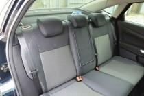 Чехлы для автомобиля Форд Мондео 4 седан (авточехлы на сиденья F