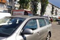 дефлекторы окон Skoda Octavia A5 combi