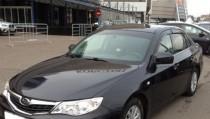 Ветровики Субару Импреза 3 (дефлекторы окон Subaru Impreza 3)