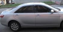 заказать Ветровики Тойота Камри 40 (дефлекторы окон Toyota Camry