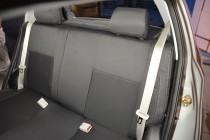 Чехлы для автомобиля Джили МК Кросс (заказать авточехлы на сиден