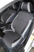 Чехлы в авто Джили Эмгранд ЕС 7 (авточехлы на сиденья Geely Emgr