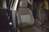 Чехлы в салон Джили Эмгранд Х7 (купить авточехлы на сиденья Geel