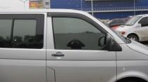 Ветровики Фольксваген Транспортер Т5 (дефлекторы окон Volkswagen Transporter T5)