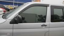 Ветровики Volkswagen Transporter T5 (дефлекторы окон)
