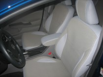 Чехлы Хонда Цивик 9 седан (авточехлы на сиденья Honda Civic 9 sedan)