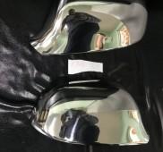 хром окантовка зеркал Audi A4 B8