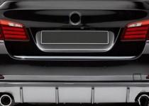 хром нижняя кромка крышки багажника BMW 3 F30