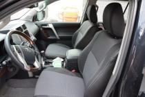 Чехлы в салон Тойота Прадо 150 (авточехлы на сиденья Toyota Prad