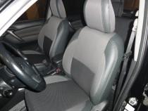 Чехлы Тойота Рав 4 2 (авточехлы на сиденья Toyota RAV4 2)