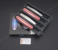 Хромированные накладки на дверные ручки Renault Duster 2010 (хро