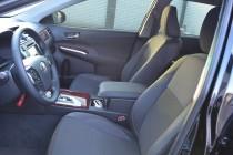 Чехлы для авто Тойота Камри 50 (авточехлы на сиденья Toyota Camr