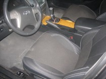 купить Чехлы в машину Тойота Камри 40 (авточехлы на сиденья Toyo