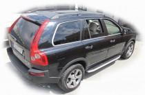 Пороги на Volvo XC90 стиль Fullmond