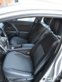 Чехлы Тойота Авенсис 3 (авточехлы на сиденья Toyota Avensis 3)