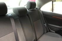 Чехлы Тойота в машину Авенсис 3 (авточехлы на сиденья Toyota Ave