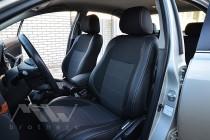 Чехлы Тойота Авенсис 2 Т25 (авточехлы на сиденья Toyota Avensis 2 T25)