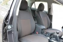 Чехлы Тойота Королла Е150 (авточехлы на сиденья Toyota Corolla E150)