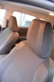 Чехлы в салон Тойота Аурис 2 (авточехлы на сиденья Toyota Auris