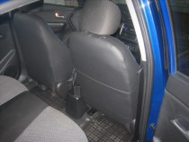 Чехлы для авто Киа Рио 3 (купить авточехлы на сиденья Kia Rio 3