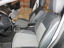 Чехлы в салон Киа Сид 1 (авточехлы на сиденья Kia Ceed 1)