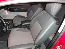 Чехлы для автомобиля Киа Сид Про 1 (авточехлы на сиденья Kia Cee