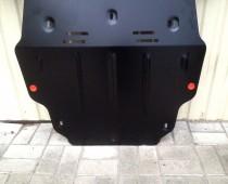 Защита коробки передач Ниссан Лиф (защита картера и радиатора Ni