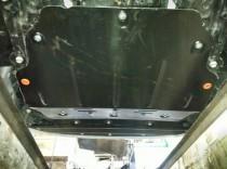Защита картера Nissan Leaf (защита двигателя и радиатора Ниссан