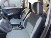 Чехлы в салон Киа Спортейдж 2 (авточехлы на сиденья Kia Sportage