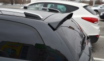 Спойлер Шевроле Лачетти универсал (задний спойлер на Chevrolet Lacetti вагон)