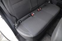 Чехлы в машину Субару Форестер 4 (авточехлы на сиденья Subaru Fo