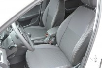 Чехлы для авто Шкода Октавии А7 универлас (авточехлы на сиденья
