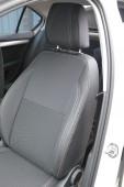 Чехлы в машину Шкода Октавии А7 универлас (авточехлы на сиденья