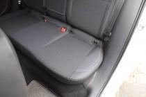 Чехлы в авто Шкода Октавии А7 (авточехлы на сиденья Skoda Octavi