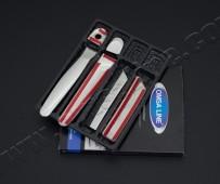 Хромированные накладки на ручки Nissan Juke (хром пакет на ручки