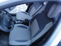 Чехлы в салон Рено Флюенс (авточехлы на сиденья Renault Fluence)