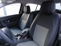 Чехлы в салон Рено Меган 3 (авточехлы на сиденья Renault Megane