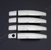 хромированные накладки на дверные ручки Opel Zafira B