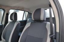 Чехлы Рено Сандеро 1 (авточехлы на сиденья Renault Sandero 1)