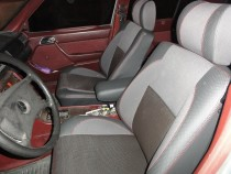 Чехлы Мерседес W124  (авточехлы на сиденья Mercedes W124)
