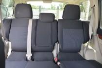 Чехлы в автомобиль Митсубиси Паджеро Вагон 4 (авточехлы на сиден