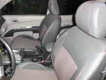 Чехлы Митсубиси Л200 (авточехлы на сиденья Mitsubishi L200)